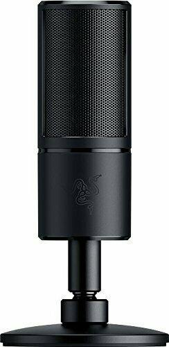 Razer Seiren X Studio-Mikrofon in Schwarz für 62,32€inkl. Versand (statt 90€)
