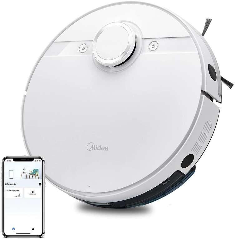 Midea M7 Saugroboter mit Wischfunktion (4000Pa, Alexa/Google Home komp.) für 171,59€ inkl. Versand (statt 210€)