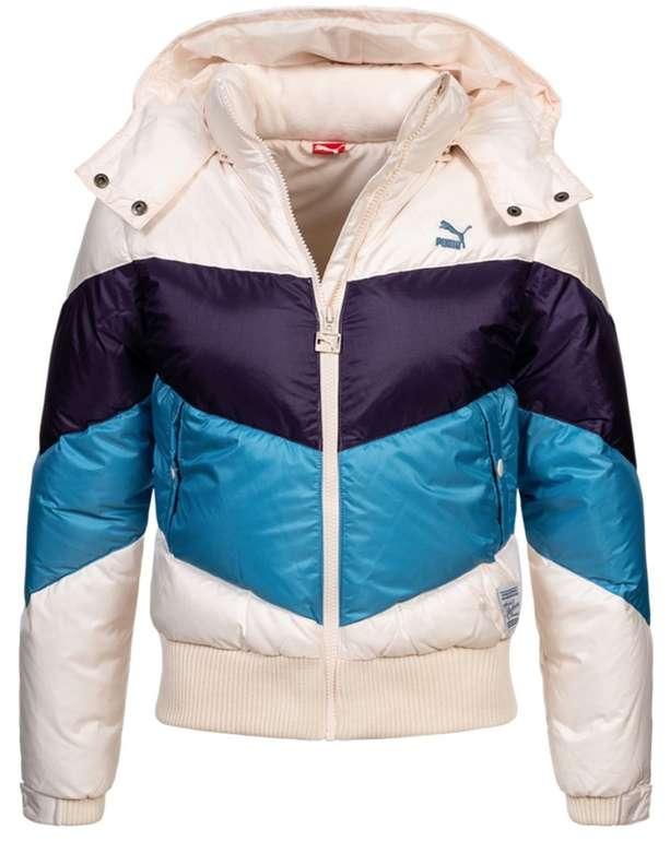 Puma Archive Padded Damen Winterjacke für 43,94€ inkl. Versand (statt 70€) - nur in S und M!