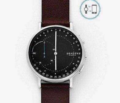 Signatur SKT1111 Connected Hybrid Uhr für 75,76€ inkl. VSK (statt 103€)