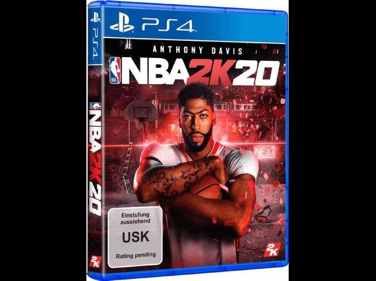 Doppelpack NBA 2K20 ab 59,99€ (statt 104€) - für viele Plattformen!