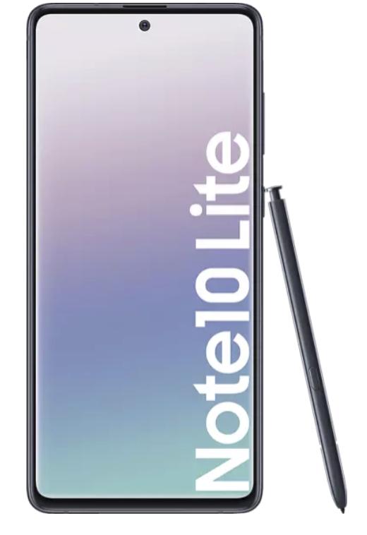 """Samsung Galaxy Note 10 Lite (S-Pen, 6,7"""" FHD+ AMOLED, 6/128GB, NFC) für 264,95€ (statt 342€)"""