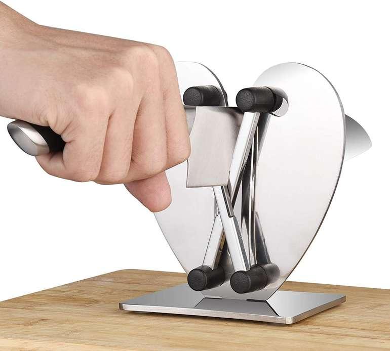 Uarter Messerschärfer für 7,81€ inkl. Prime Versand (statt 19€)