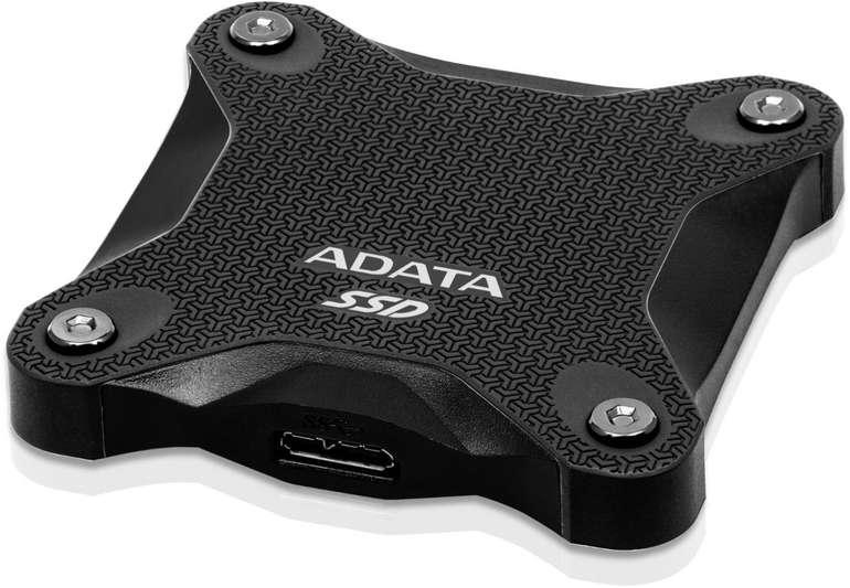 ADATA SD600Q - 480GB externe 2.5 Zoll SSD für 54€ inkl. Versand (statt 75€)