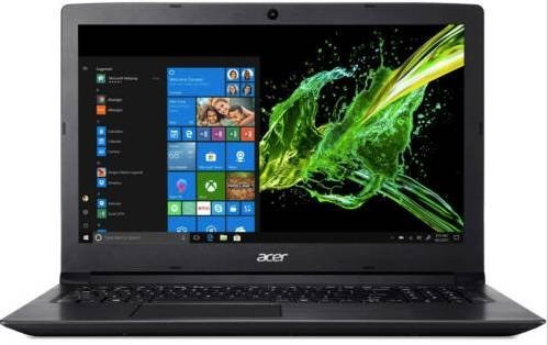 "Acer Aspire 3 (A315-53-317L) - 15,6"" Notebook (i3, 8GB RAM, 1TB HDD) für 299€"