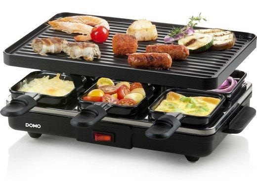 """Domo Grill-Raclette """"DO9188G"""" für 6 Personen für 33,90€ (statt 40€)"""