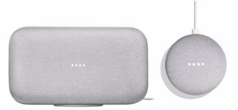 Google Home Max + Google Home Mini für 224,95€ inkl. Versand (statt 286€)