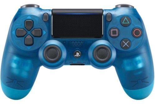Sony DualShock 4 (2016) PS4 Controller in translucent blue ab 35€ (statt 59€)