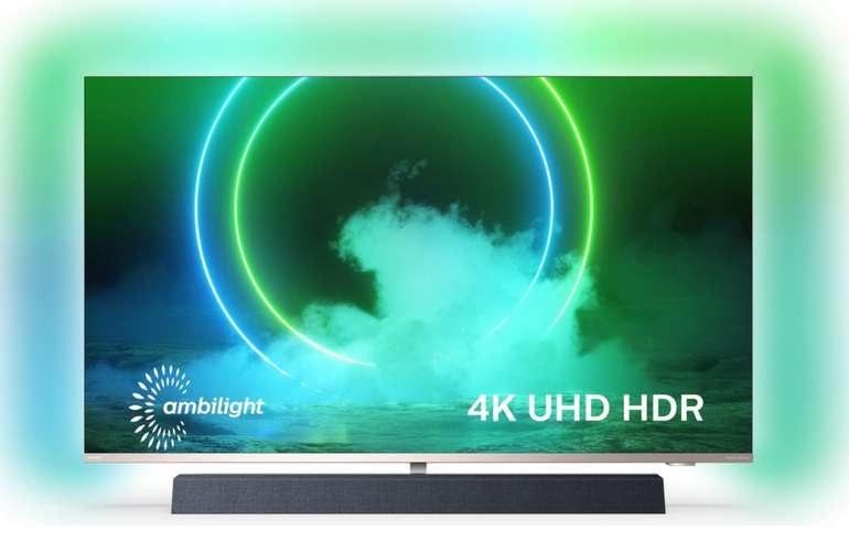 "Philips TV ""55PUS9435/12"" - 55"" Ambilight LED-TV (UHD, Android TV, B&W-Sound) für 928,95€ inkl. Versand (statt 999€)"