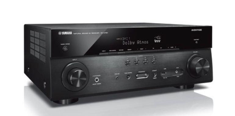 Yamaha RX-A780 schwarz 7.2-Kanal AV-Receiver für 602,99€ inkl. Versand (statt 699€)