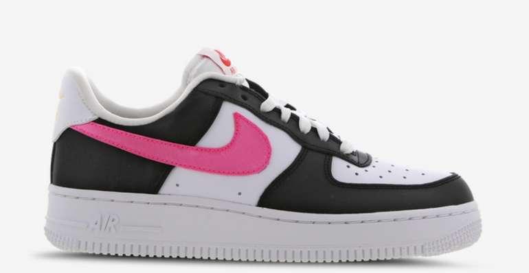 Nike Air Force 1 Damen Schuhe in Pink/Schwarz für 79,99€inkl. Versand (statt 100€)