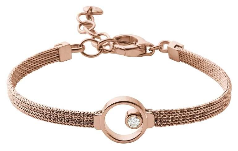 """Skagen Armband """"Elin"""" in Rosegold für 39,96€ inkl. Versand (statt 56€)"""