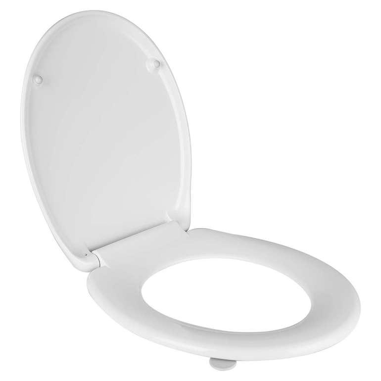 Rovtop Toilettendeckel Premium mit Softclose Absenkautomatik für 30,59€