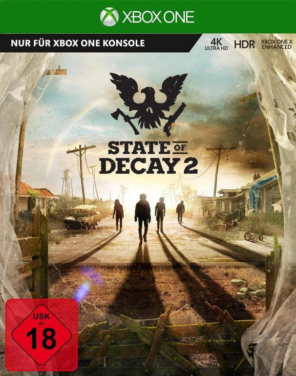 State of Decay 2 - Standard Edition (Xbox One) für 15€ inkl. VSK