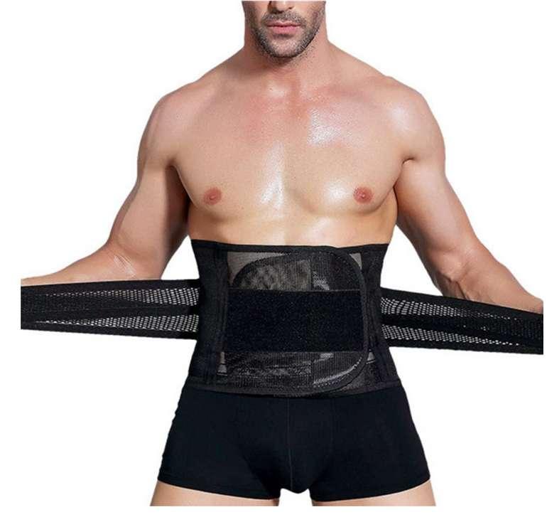 Slimerence Rücken Fitnessgürtel für Männer und Frauen für 7,69€ inkl. Prime Versand (statt 14€)