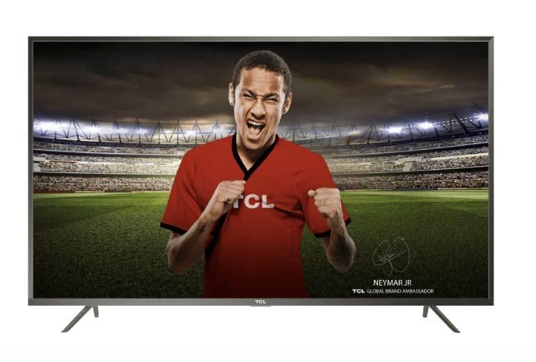 TCL U60P6026X1 – 60 Zoll 4K UHD LED-Smart-TV für 466,39€ inkl. Versand