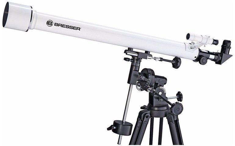 Bresser Classic 60/900 EQ Linsenteleskop für 79,99€ inkl. Versand