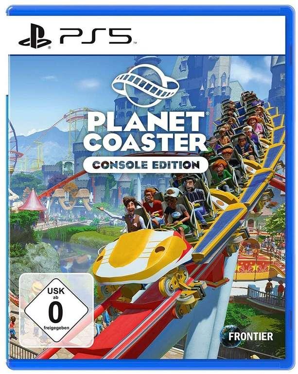Planet Coaster (PS5) für 29,99€ (statt 36€) - Abholung