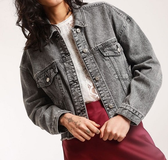 Pimkie Sale mit bis -50% Rabatt - z.B. Kurze Jeansjacke für 14,99€ (statt 35€)