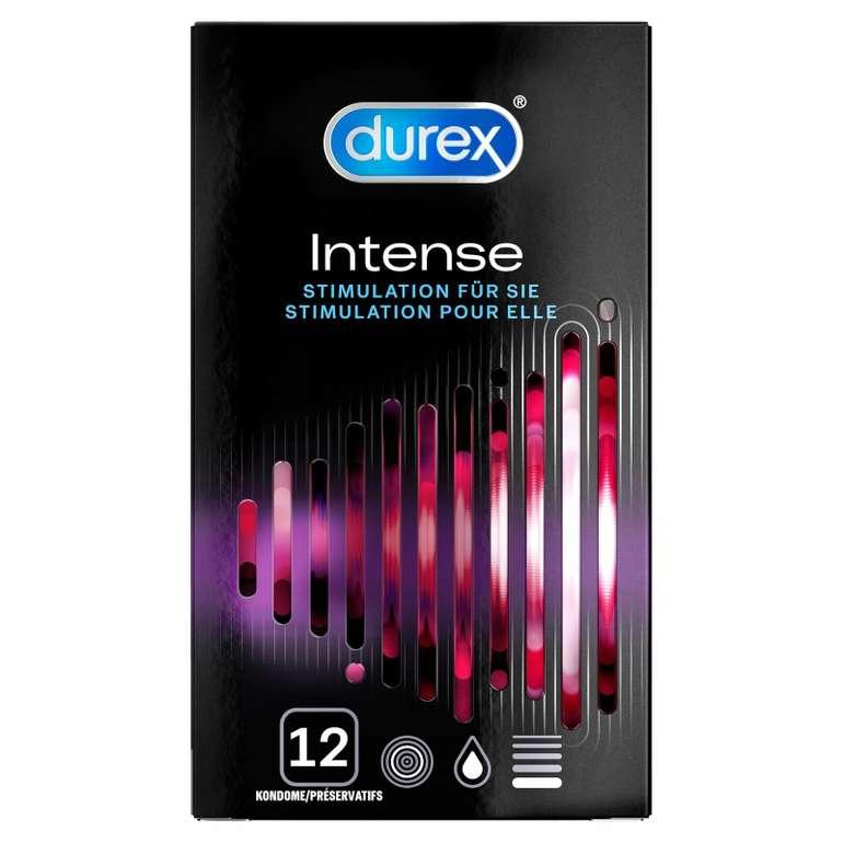 12 Durex Intense Orgasmic Kondome für 8,79€ (statt 16€)