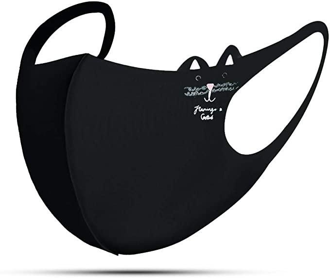 Eaylis Kinder Mund-Naske-Maske mit Tiermotiv (verschiedene Stückzahlen) ab 2,25€ inkl. Versand (statt 8€)