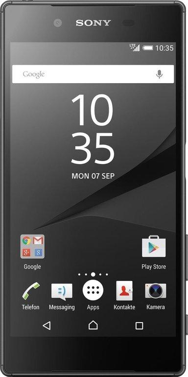Sony Xperia Z5 – 5,2 Zoll Smartphone mit 32GB Speicher für 139€ (statt 195€)
