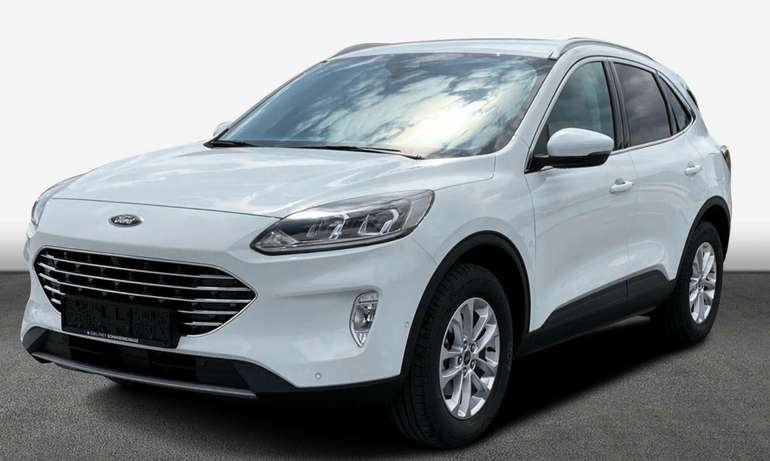 Gewerbe: Ford Kuga PHEV Titanium mit 225 PS für 159€ netto mtl. (BAFA, LF: 0,45, Überführung: 950€)