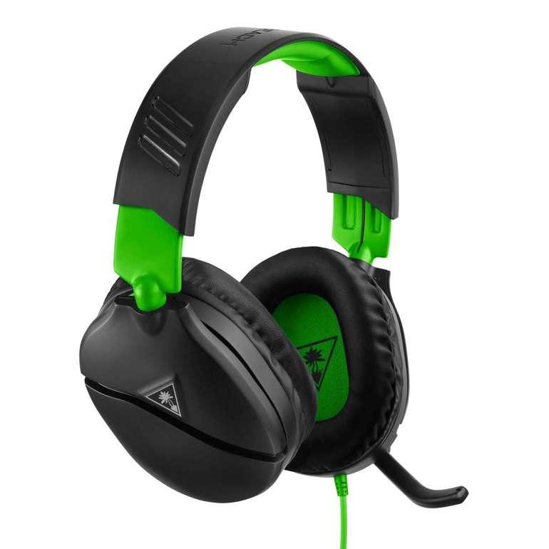 Turtle Beach Recon 70X Headset in 2 Farben (Xbox One) für je 25€ inkl. VSK (statt 33€)