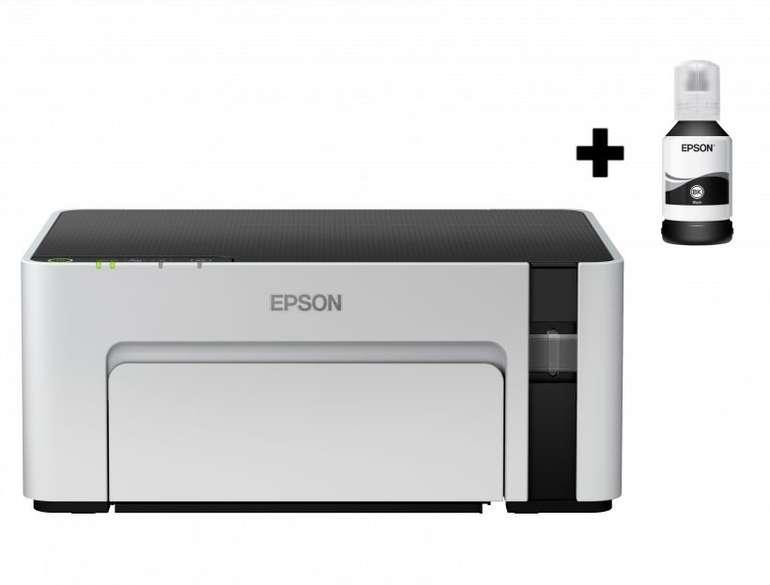 Epson EcoTank ET-M1120 Schwarzweißdrucker inkl. Tinte für 103,95€ inkl. Versand (statt 140€)