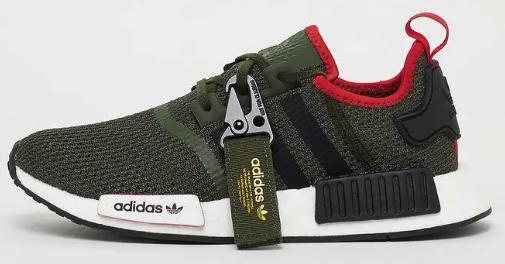 """adidas NMD_R1 Kinder Sneaker im """"Cargo-Green"""" Colourway für 55,30€ inkl. Versand (statt 70€)"""