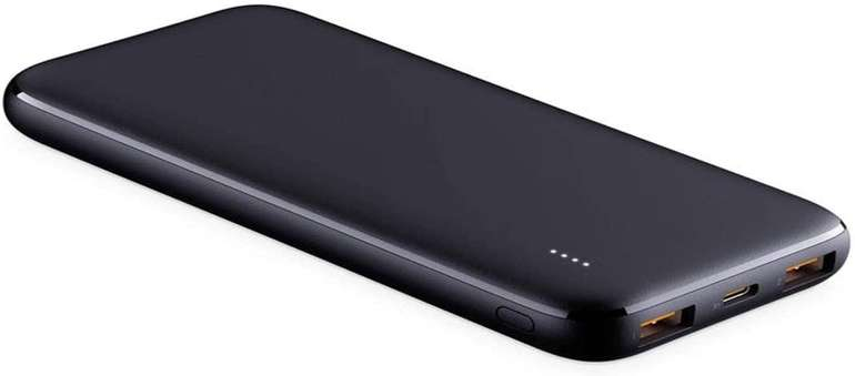 ABBB Powerbank (10.000 mAh, 2 Anschlüsse, USB-C) für 12,49€ inkl. Prime Versand (statt 25€)