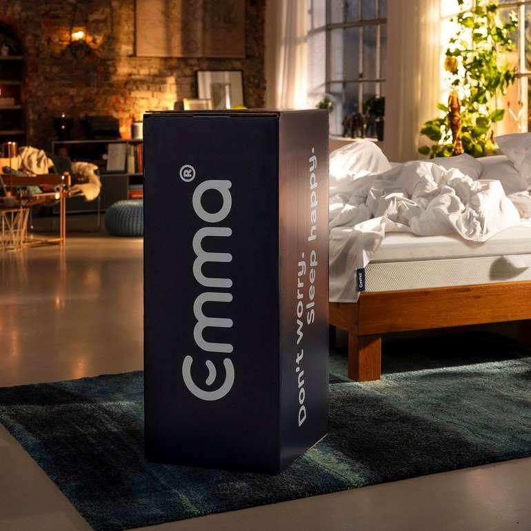 Gelschaummatratze Emma One Hart /Medium (18cm hoch, bis 130kg) ab 165,15€ inkl. Versand (statt 190€)