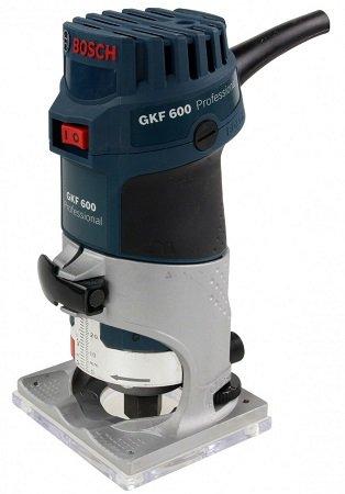 Bosch Professional GKF 600 Kantenfräse für 114,99€ inkl. VSK