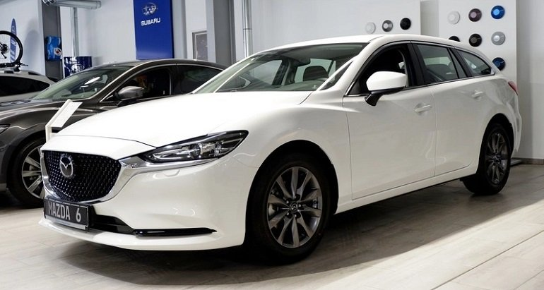 Mazda 6 Prime-Line Leasing