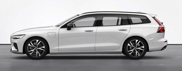 Volvo V60 T6 R-Design Expression Hybrid Leasing 2
