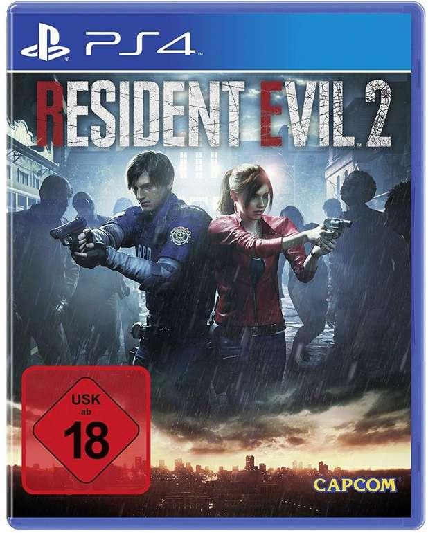 Resident Evil 2 Remake (PS4) für 17,71€ inkl. Versand (statt 25€)