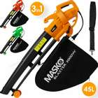 Masko Elektro Laubsauger (3000W, 45L) für 29,80€ inkl. Versand