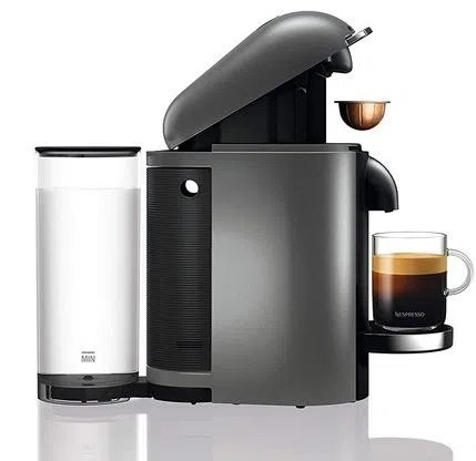 Krups Nespresso Vertuo Plus XN900T Kapselmaschine 1,7 Liter 2