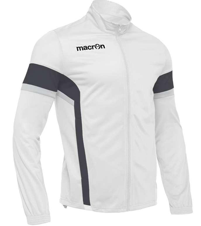 Macron Trainingsjacken mit bis zu -83% Rabatt: z.B macron Victory Full Zip Trainingsjacke für 13,98€ inkl. Versand