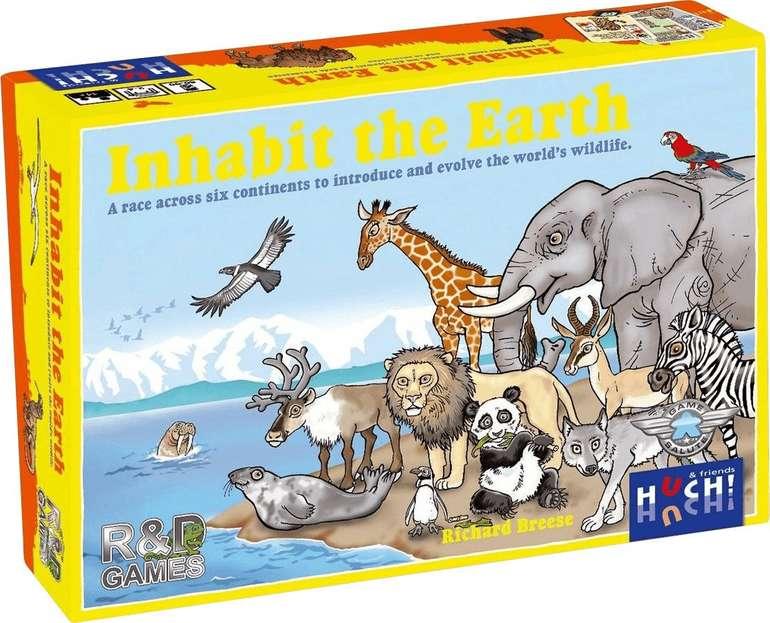 """Huch Brettspiel """"Bevölkert die Erde"""" für 11,94€ inkl. Versand (statt 25€)"""