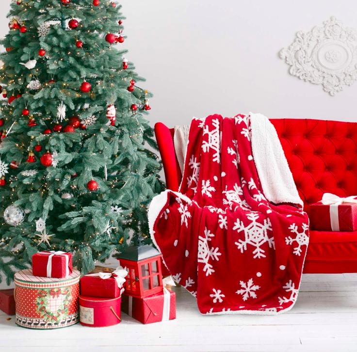 Bedsure Weihnachts-Kuscheldecke (150x200cm) für 16,49€ inkl. Prime (statt 33€)