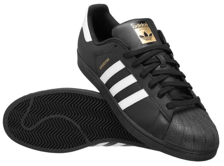 Übergrößen: Adidas Originals Superstar Foundation Sneaker für 48,94€ (statt 70€) - Größe 51 1/3 bis 55 2/3!