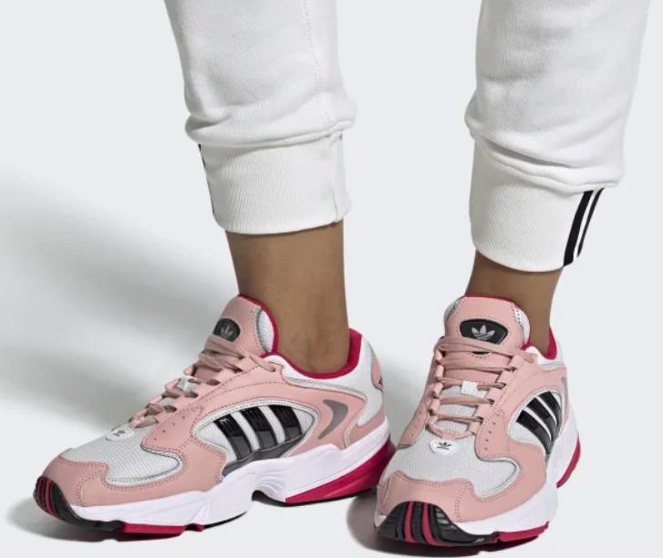 """adidas Falcon 2000 W Damen Sneaker in """"Energy-Pink"""" für 39,98€ inkl. Versand (statt 50€)"""