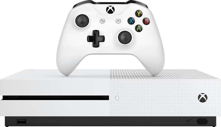 Microsoft Xbox One S (1TB) für 171,19€ inkl. Versand (statt 199€)