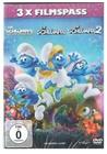 Die Schlümpfe 3er Box (DVD) für 8,99€ inkl. Versand (statt 12€)