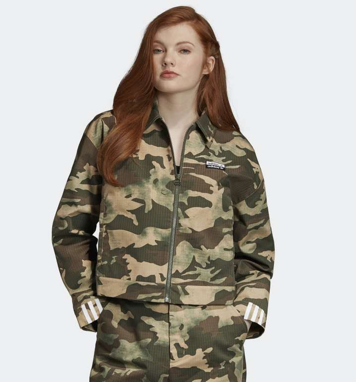 Adidas Originals Damen Jacke für 31,49€ inkl. Versand (statt 87€)