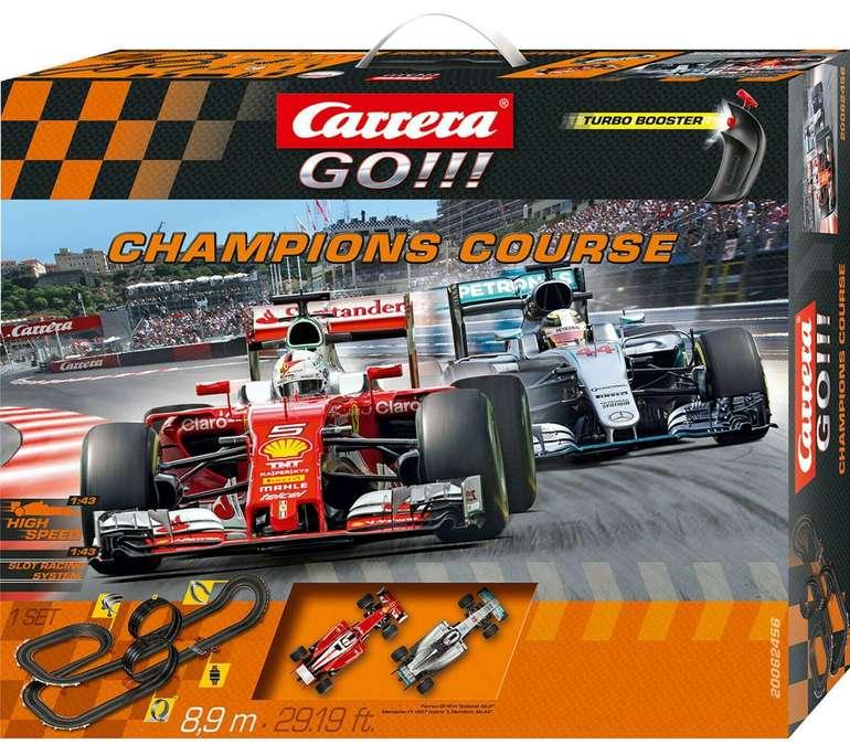 Carrera GO!!! Champions Course Rennbahn für 48,98€ inkl. VSK