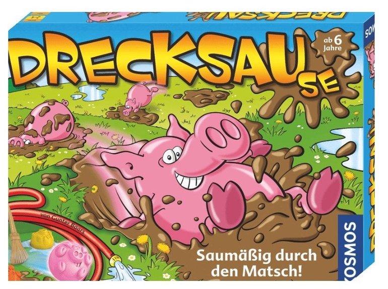 Kinderspiel: Kosmos Drecksause (697594) für 11€ (Vergleich: 16,49€)