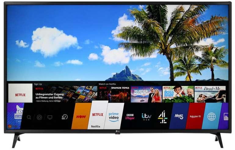 LG 60UM71007LB - 60 Zoll UHD 4K Smart TV mit webOS 4 für 475€ inkl. Versand (statt 529€)