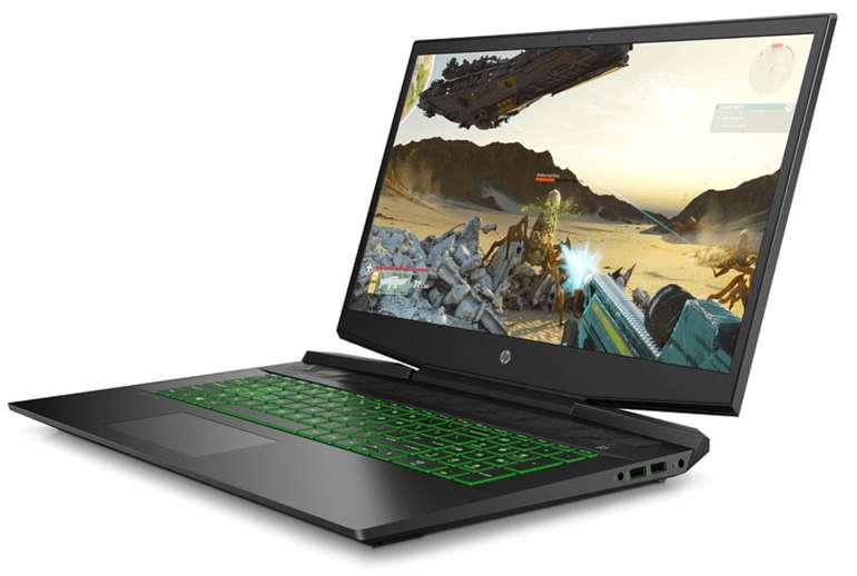 """Vorbestellung: HP Pavilion 17-cd0355ng - 17,3"""" Notebook (i5, 8GB RAM, 512GB SSD, GeForce GTX 1650) für 449,51€"""